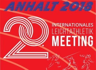ANHALT 2017 – 19. Internationales Leichtathletikmeeting