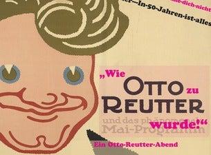 Wie Otto zu Reutter wurde