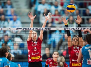 Volleyball DVV-Pokalfinale