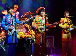 Let It Be – Das Original Beatles-Tribute vom Londoner West End