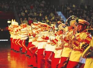 Musikparade – Europas größte Tournee der Militär- und Blasmusik
