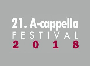 21. internationale A-cappella-Festival