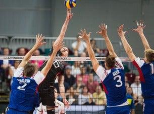 Volleyball Länderspiele der Männer