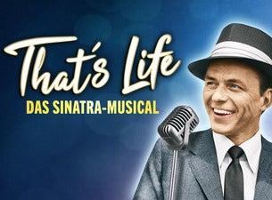 That's Life – Das Sinatra Musical
