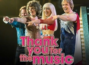 Thank You For The Music – Die Abba-Story als Musical