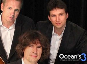 Dinner in Concert mit Ocean's 3