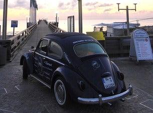 Mit dem Käfer um die Ostsee