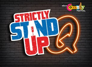 Strictly Stand Up – The English Comedy Night