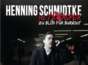Henning Schmidtke