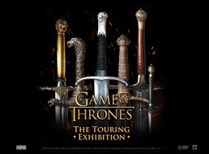 Game of Thrones™: The Touring Exhibition