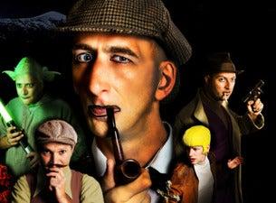 Das Vollplaybacktheater interpretiert: Sherlock Holmes