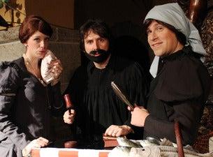 Nachts in Bremen 1&2 – Das Dinner Musical im Bremer Ratskeller