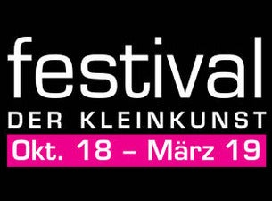24. Festival der Kleinkunst