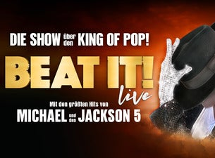 Beat It! – Das Musical über den King of Pop!