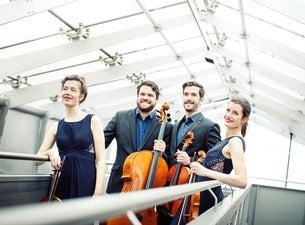 Aris Quartett – 4. Meisterkonzert 2018/19