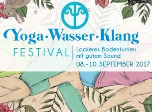 Yoga.Wasser.Klang Festival