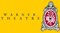 Warner Theatre Tickets