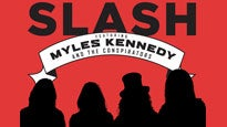 Slash featuring Myles Kennedy and The Conspirators presale password for concert tickets in New York, NY (Irving Plaza powered by Klipsch)