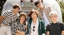 One Direction pre-sale password for early tickets in Universal City
