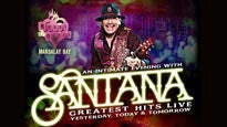 An Intimate Evening with SANTANA Greatest Hits Live presale code for early tickets in Las Vegas