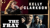 The Fray & Kelly Clarkson discount offer for show in Holmdel, NJ (PNC Bank Arts Center)