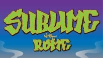Sublime with Rome presale password for early tickets in Boston