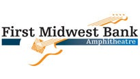 Logo for First Midwest Bank Amphitheatre