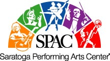 Logo for Saratoga Performing Arts Center