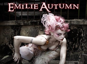 Emilie Autumn Tickets