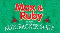 Max & Ruby: Nutcracker Suite 2012 discount coupon code for event tickets in Indianapolis, IN (Murat Theatre at Old National Centre)