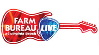 Logo for Farm Bureau Live at Virginia Beach