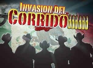 Invasion Del Corrido Tickets