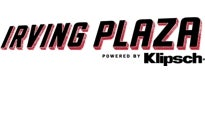 Irving Plaza powered by Klipsch