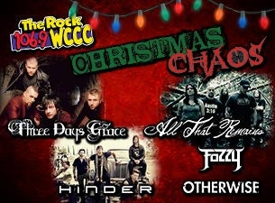 WCCC Christmas Chaos Tickets