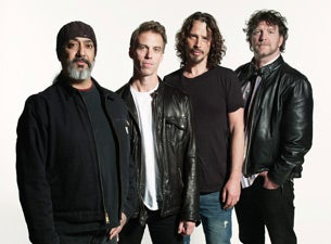 Soundgarden Tickets