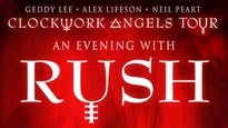 Rush presale password for concert tickets in Tinley Park, IL (First Midwest Bank Amphitheatre)