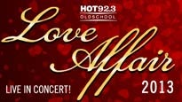 Hot 92 Love Affair presale password for show tickets in Universal City, CA (Gibson Amphitheatre at Universal CityWalk)
