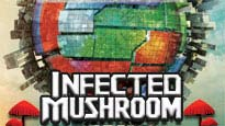 HOB and React Present Infected Mushroom presale password for early tickets in Chicago