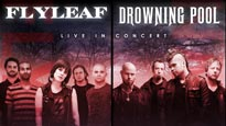 Flyleaf And Drowning Pool presale password for early tickets in New York