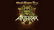 presale code for Metal Alliance Tour w/ Anthrax tickets in city near you (in city near you)