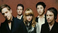 91X presents The Airborne Toxic Event presale password for early tickets in San Diego