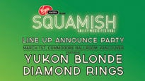 presale code for Virgin Mobile Presents Squamish Valley Music Festival Launch tickets in Vancouver - BC (Commodore Ballroom)