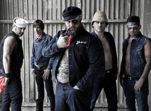 Turbonegro Tickets