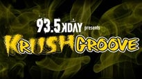 KDAY Krush Groove pre-sale password for show tickets in Universal City, CA (Gibson Amphitheatre at Universal CityWalk)