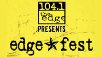 Edgefest 2013 presale passcode for early tickets in Albuquerque