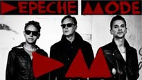 Depeche Mode presale password for early tickets in Tinley Park