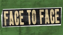presale code for Face To Face tickets in Anaheim - CA (House of Blues Anaheim)