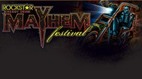 Rockstar Energy Drink Mayhem Festival presale password for early tickets in Scranton