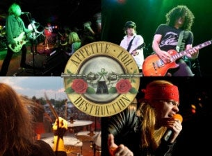 Appetite for Destruction Tickets
