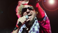 Sammy Hagar Four Decades Of Rock presale password for early tickets in Chicago